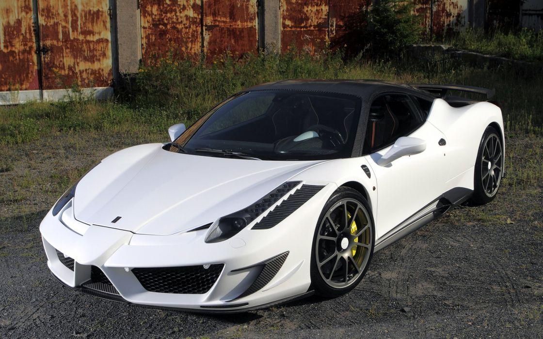Cars ferrari 458 italia wallpaper