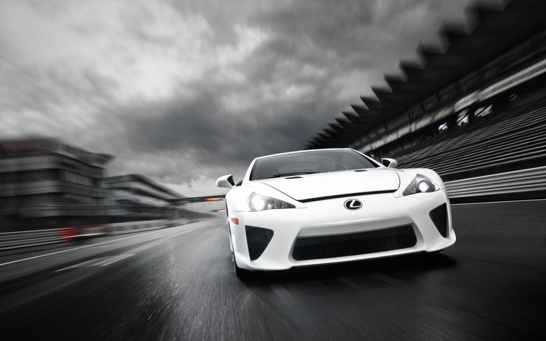 Cars lexus lexus lfa wallpaper