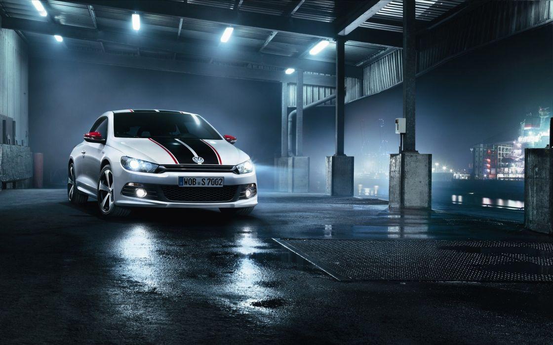 Night cars volkswagen wallpaper