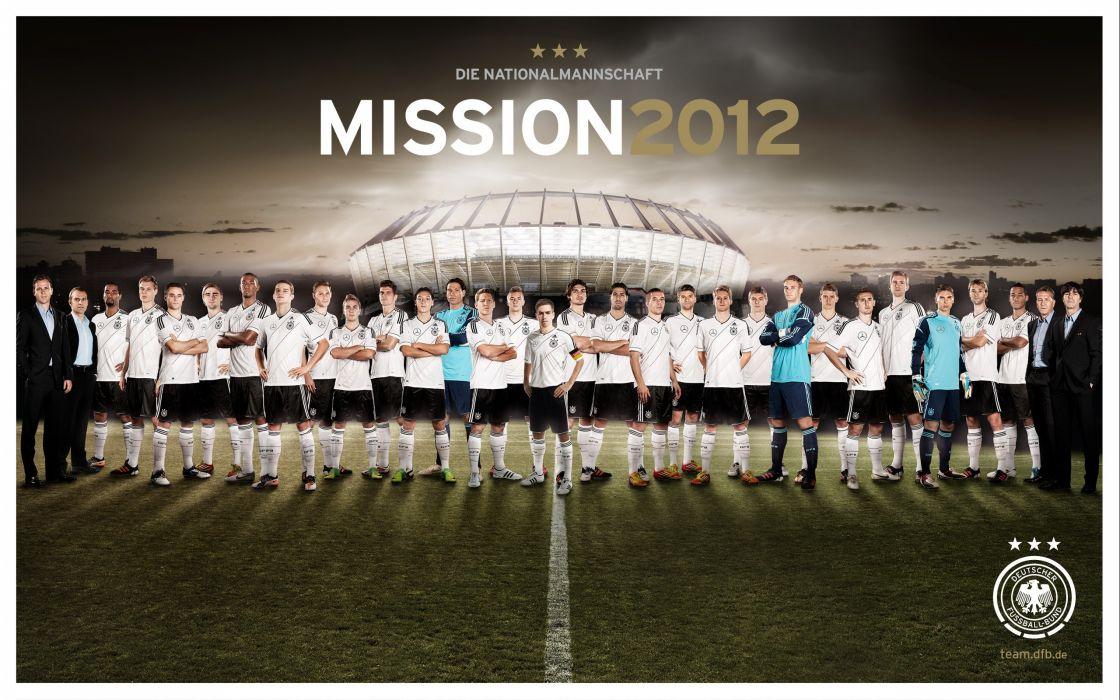 Germany soccer euro 2012 germany national team nationalmannschaft wallpaper