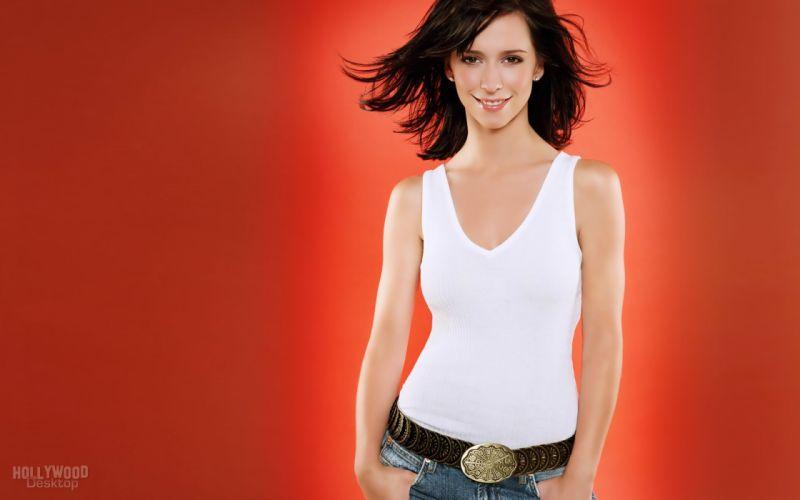 Brunettes women actress jennifer love hewitt celebrity wallpaper