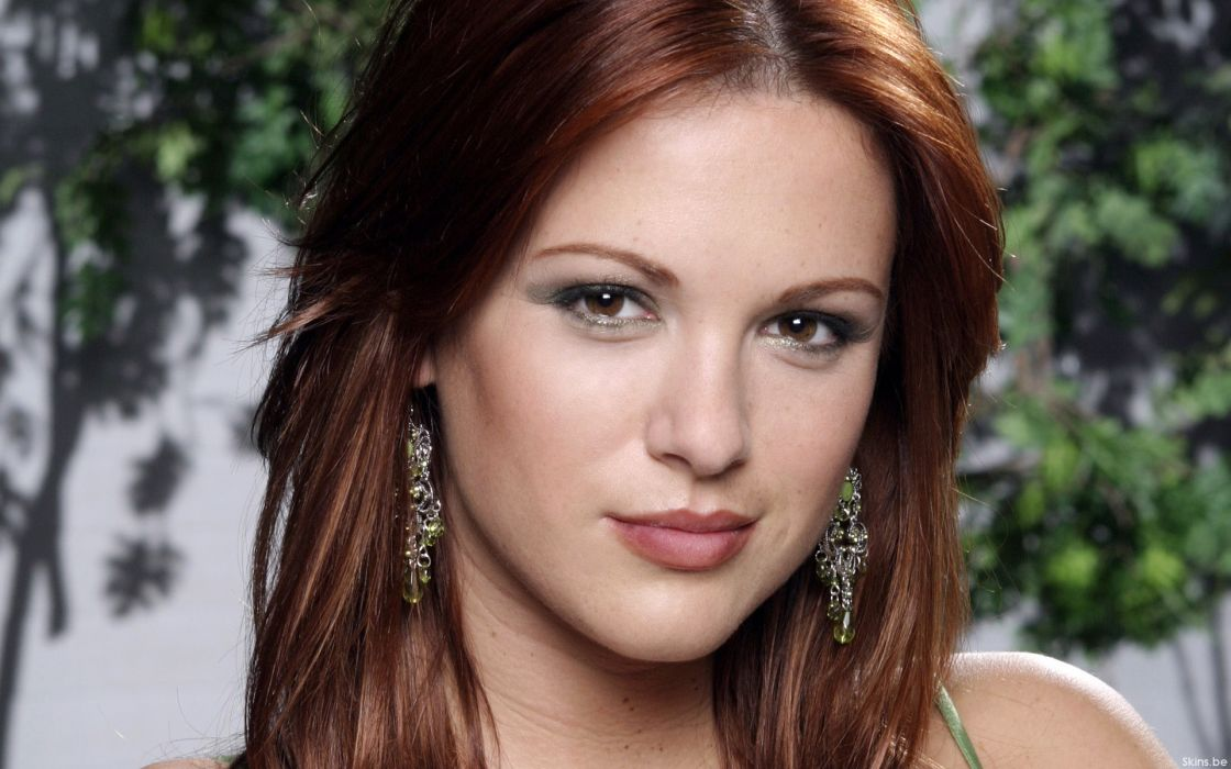Women danneel harris earrings faces wallpaper
