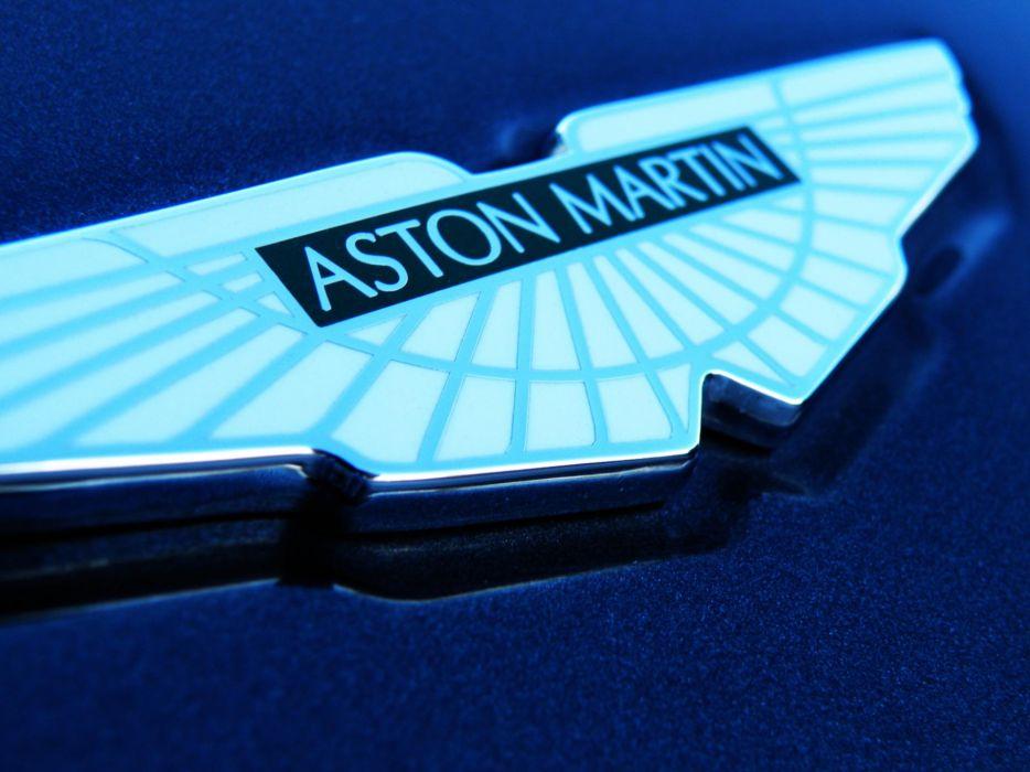 Cars aston martin vehicles logos wallpaper