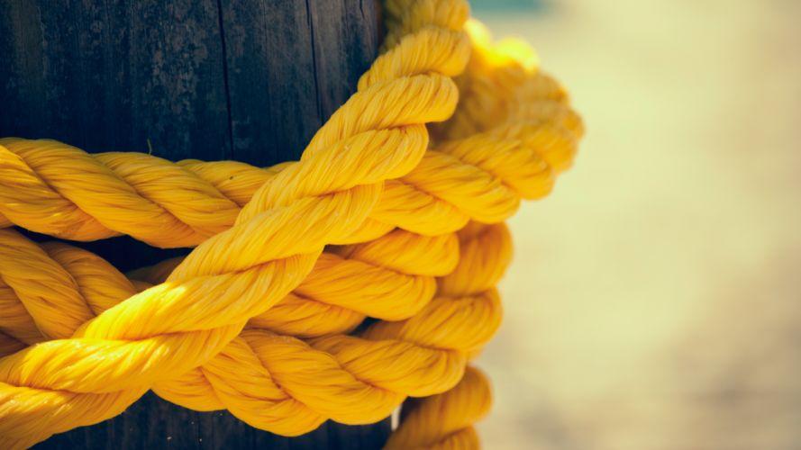 Macro ropes wallpaper