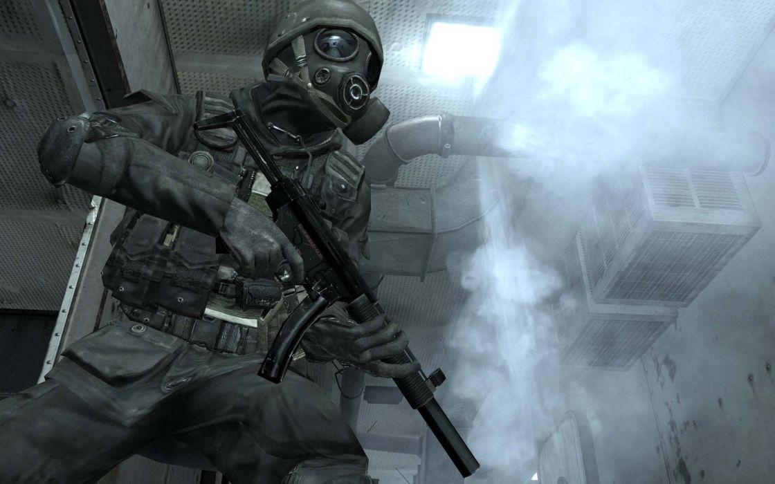 Swat Call Of Duty Modern Warfare Wallpaper 1920x1200 15183