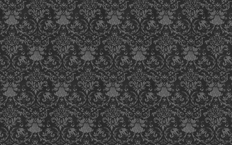 Pattern patterns damask wallpaper
