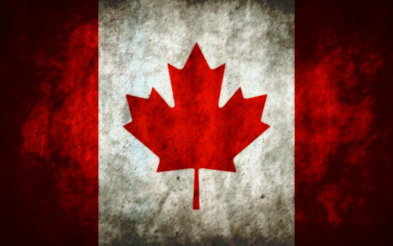 Grunge canada flags canadian flag wallpaper