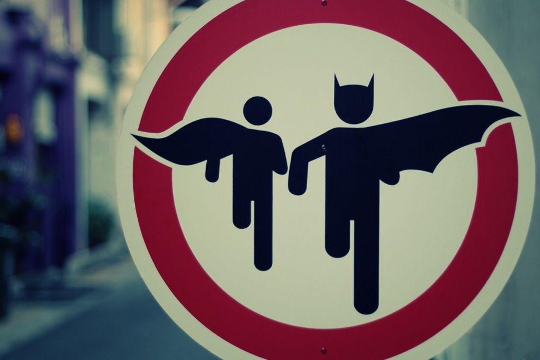 batman_and_robin _sign wallpaper