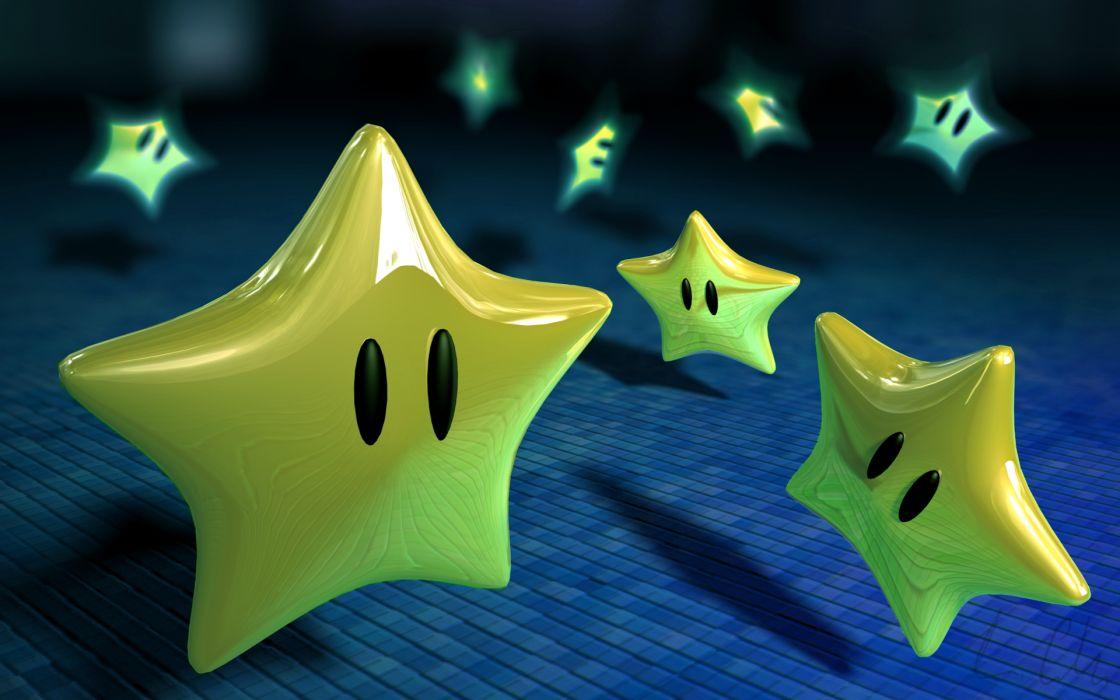 Video games stars super mario bros wallpaper