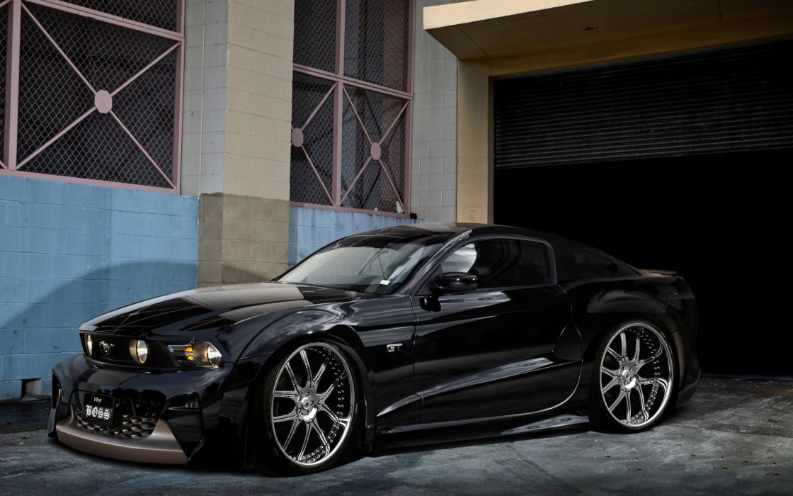 Cars supercars ford mustang gt wallpaper