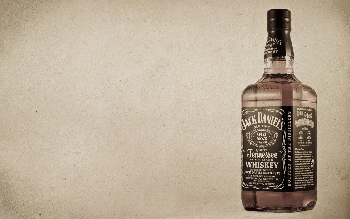 Alcohol whiskey jack daniels wallpaper