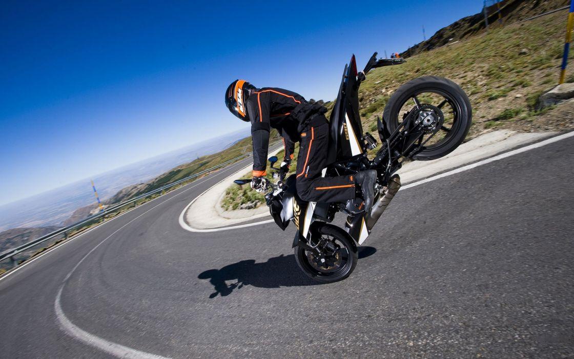 Ktm motorbikes wallpaper