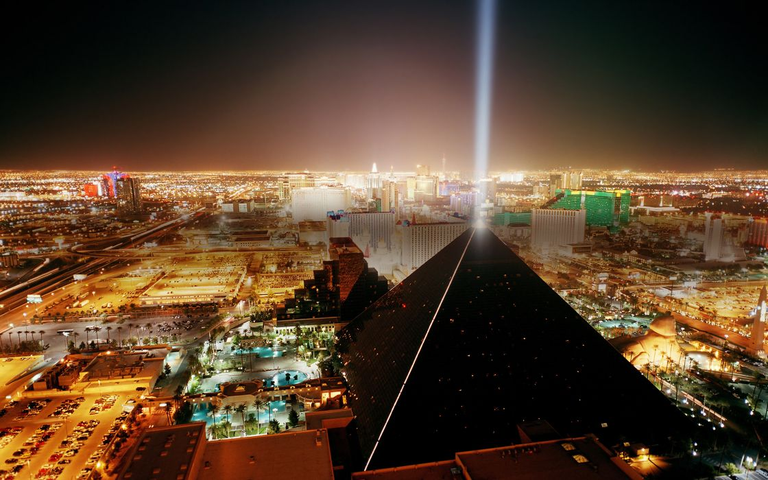 Las Vegas Luxor Wallpaper 1920x1200 15364 Wallpaperup