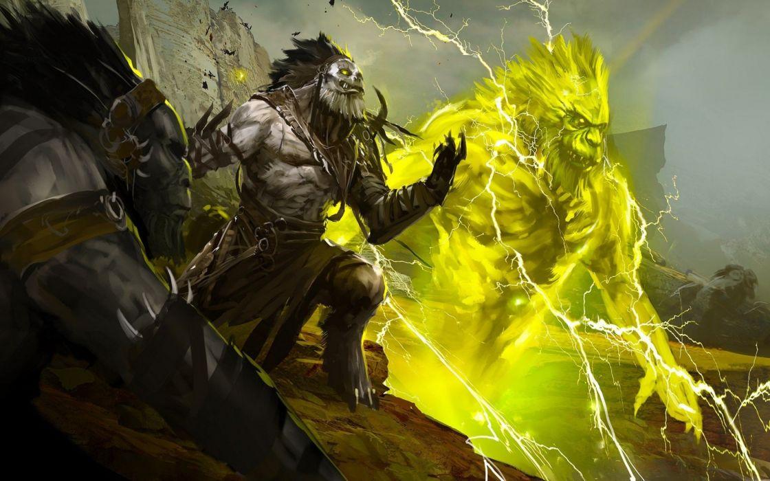 Video games guild wars fantasy art guild wars 2 wallpaper