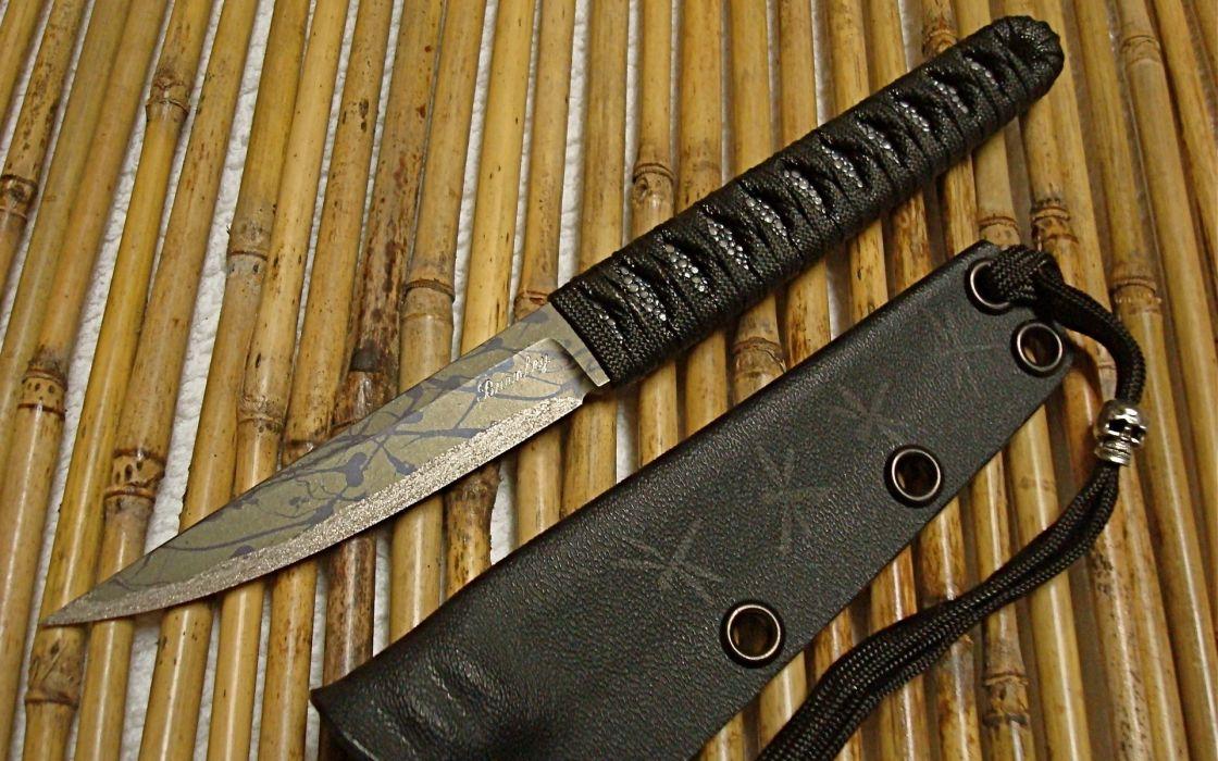 Knives wallpaper