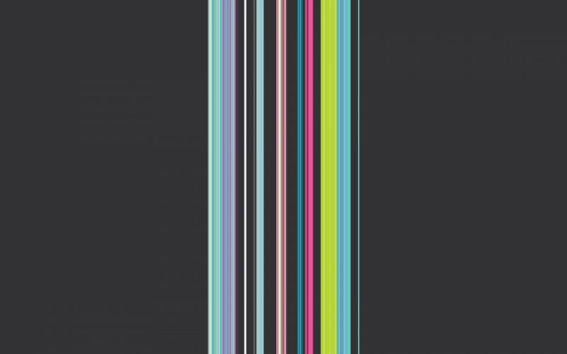 Minimalistic vector wallpaper