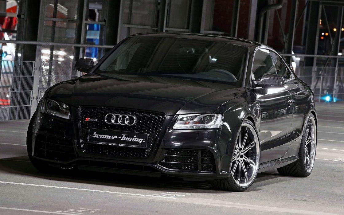 Cars audi vehicles sport cars black cars wallpaper