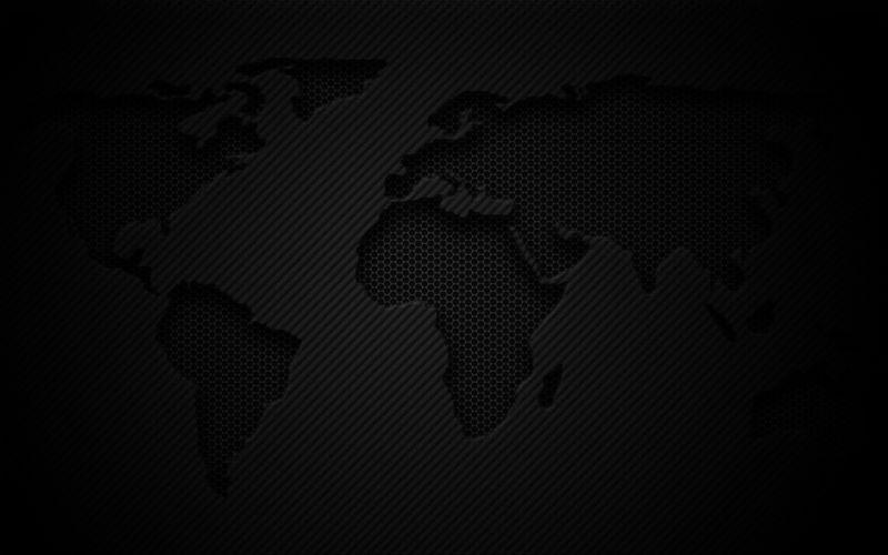 3D view abstract world map cg artwork wallpaper