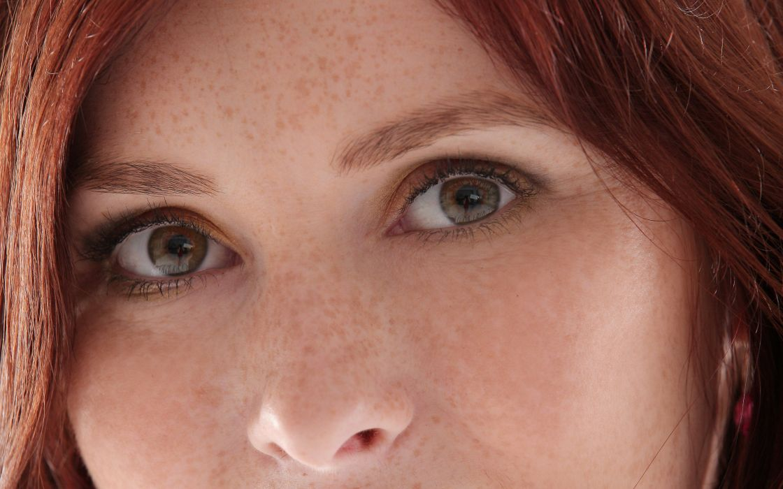 Up redheads models freckles w4b magazine faces amber eyes kattie gold wallpaper