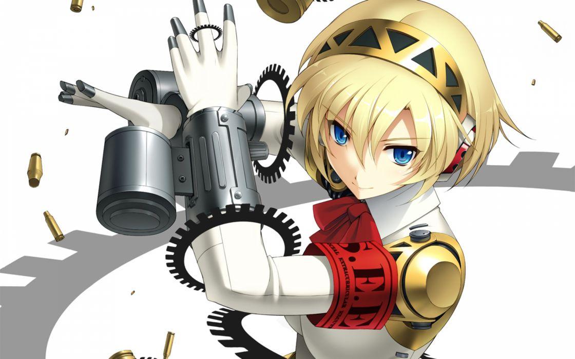 Persona series persona 3 aegis wallpaper