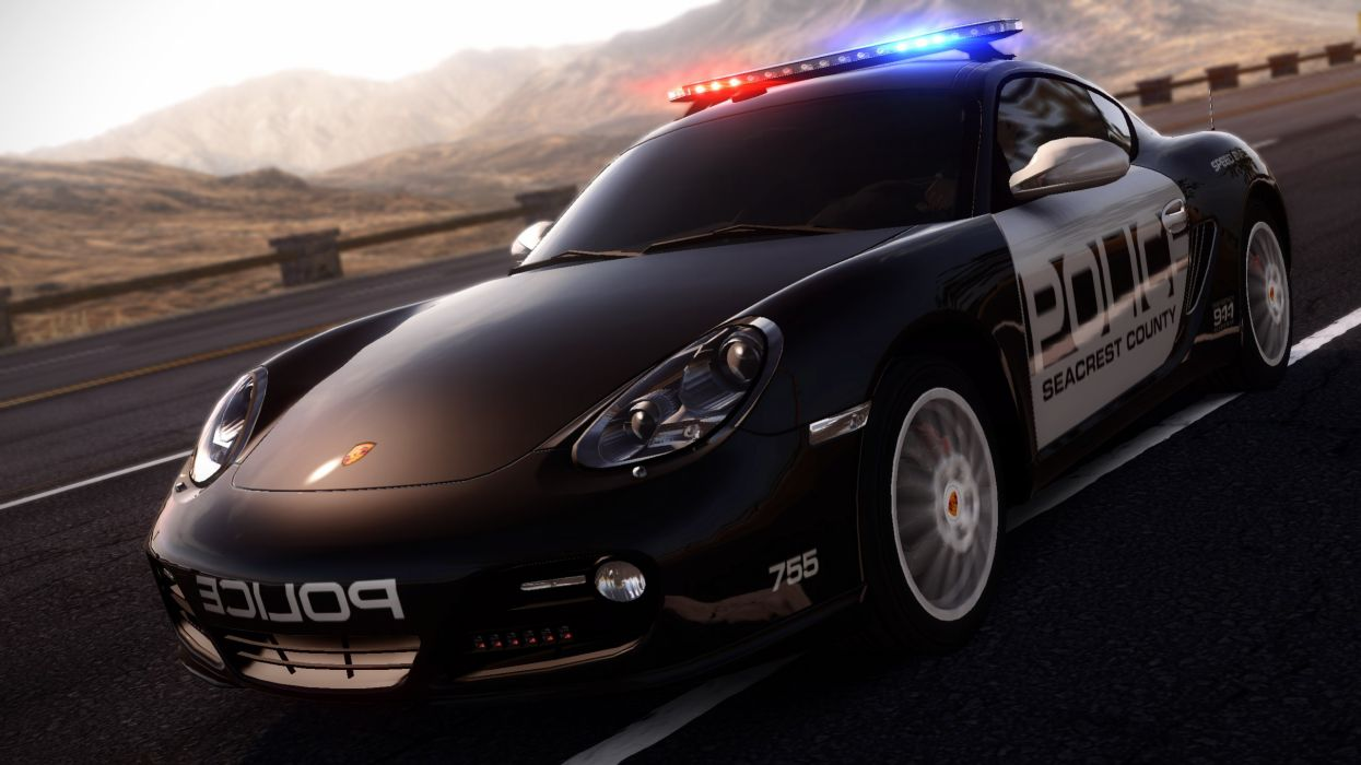 Video games cars police need for speed games wallpaper
