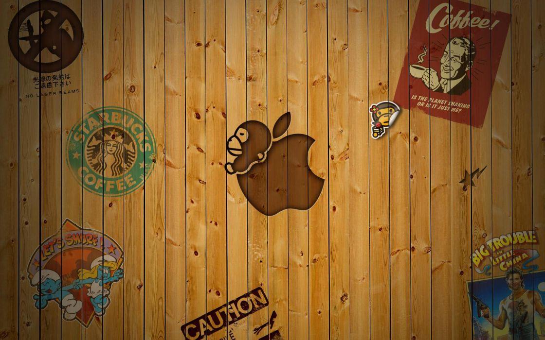 Wood apple inc wallpaper
