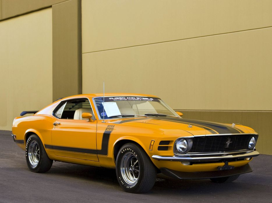 Vehicles supercars ford mustang boss 302 wallpaper