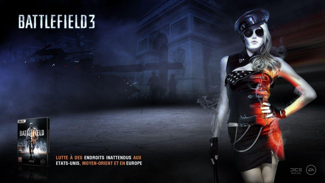 Battlefield-3 wallpaper