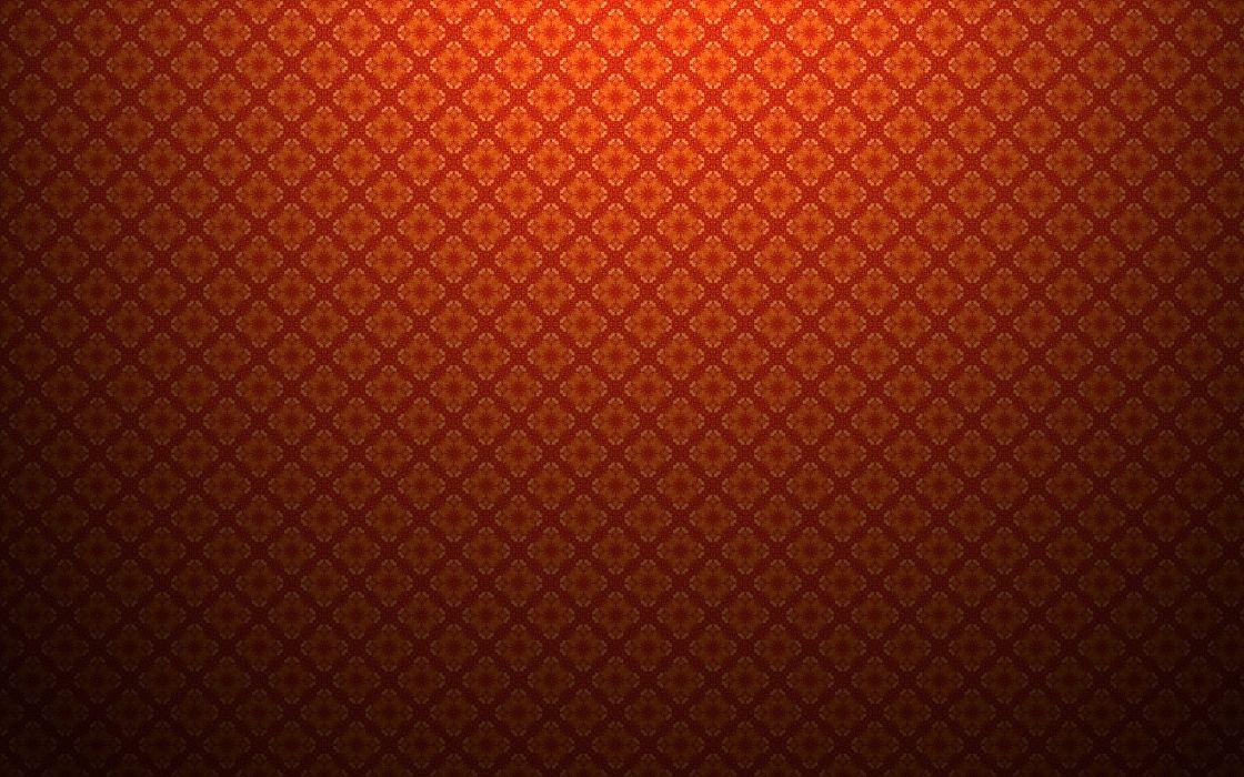 Orange patterns textures wallpaper