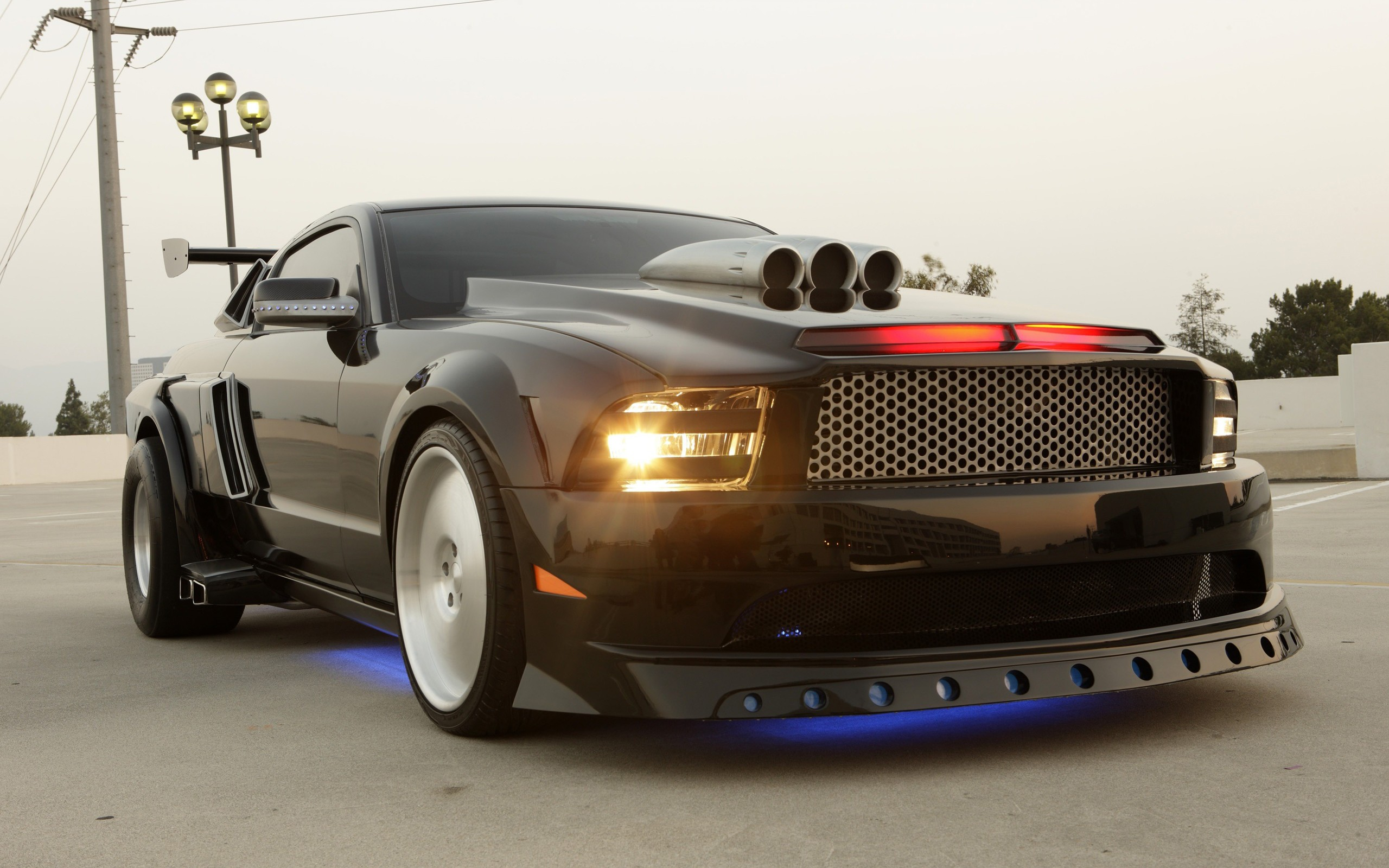 Cars Muscle Cars Vehicles Tuning Ford Mustang Knight Rider