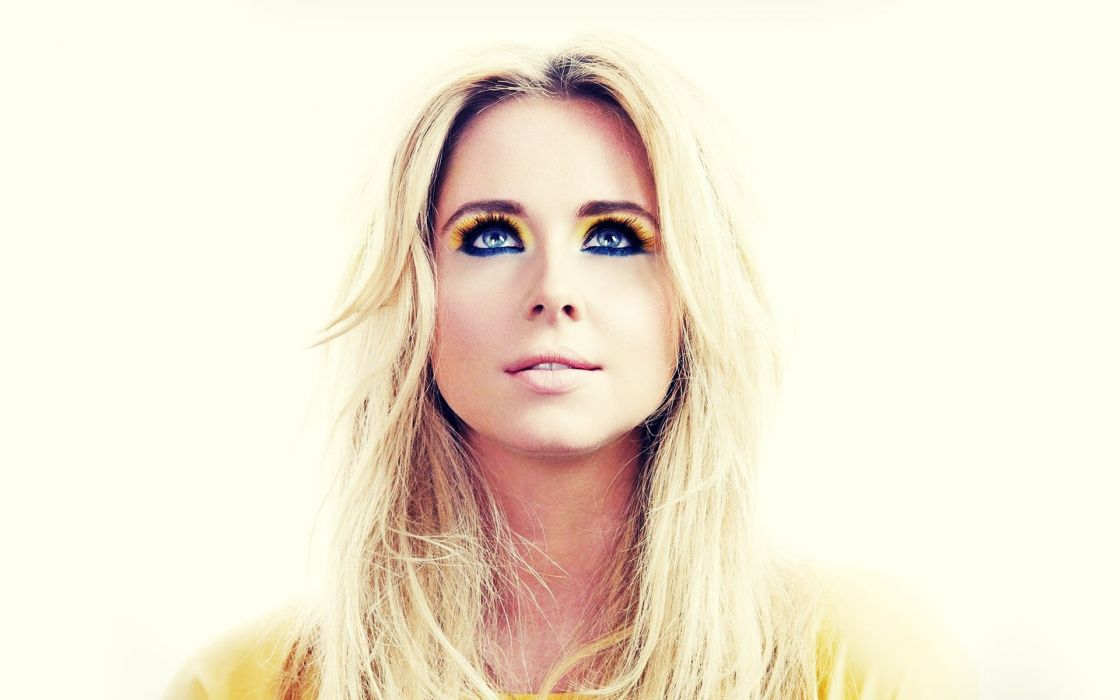 Blondes women diana vickers wallpaper