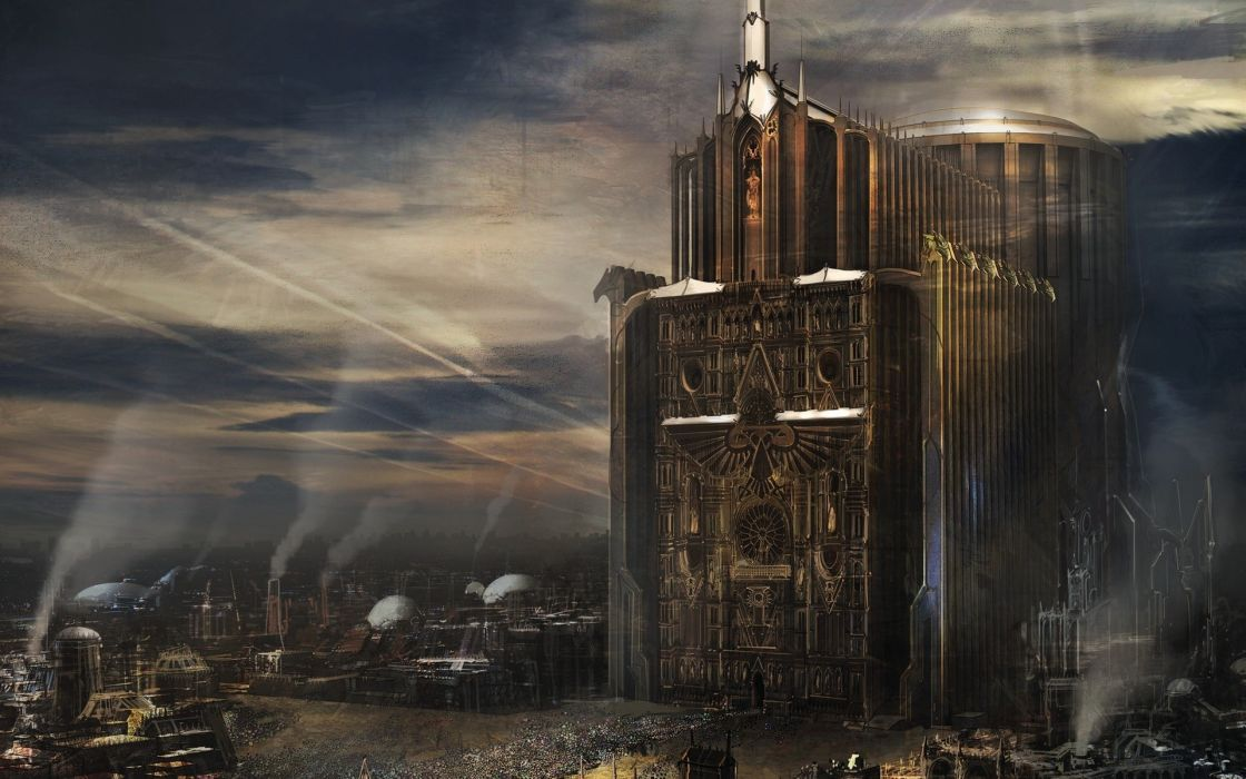 Warhammer 40k artwork wallpaper