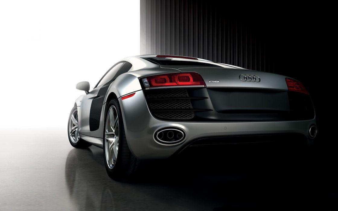 Cars supercars audi r8 wallpaper