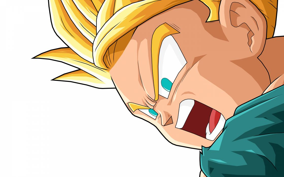 Trunks dragon ball z wallpaper