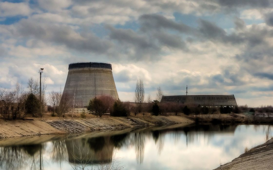 Chernobyl wallpaper