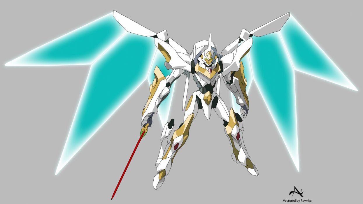 Robots code geass vector anime wallpaper