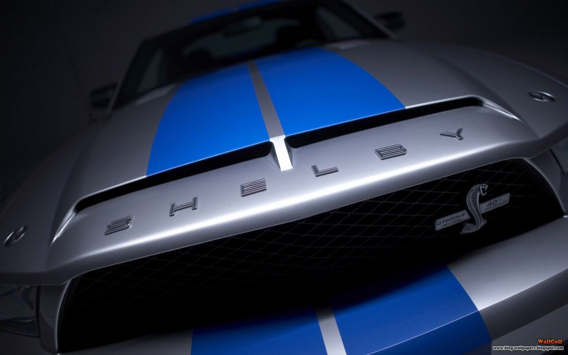 Cars ford mustang shelby gt500kr wallpaper
