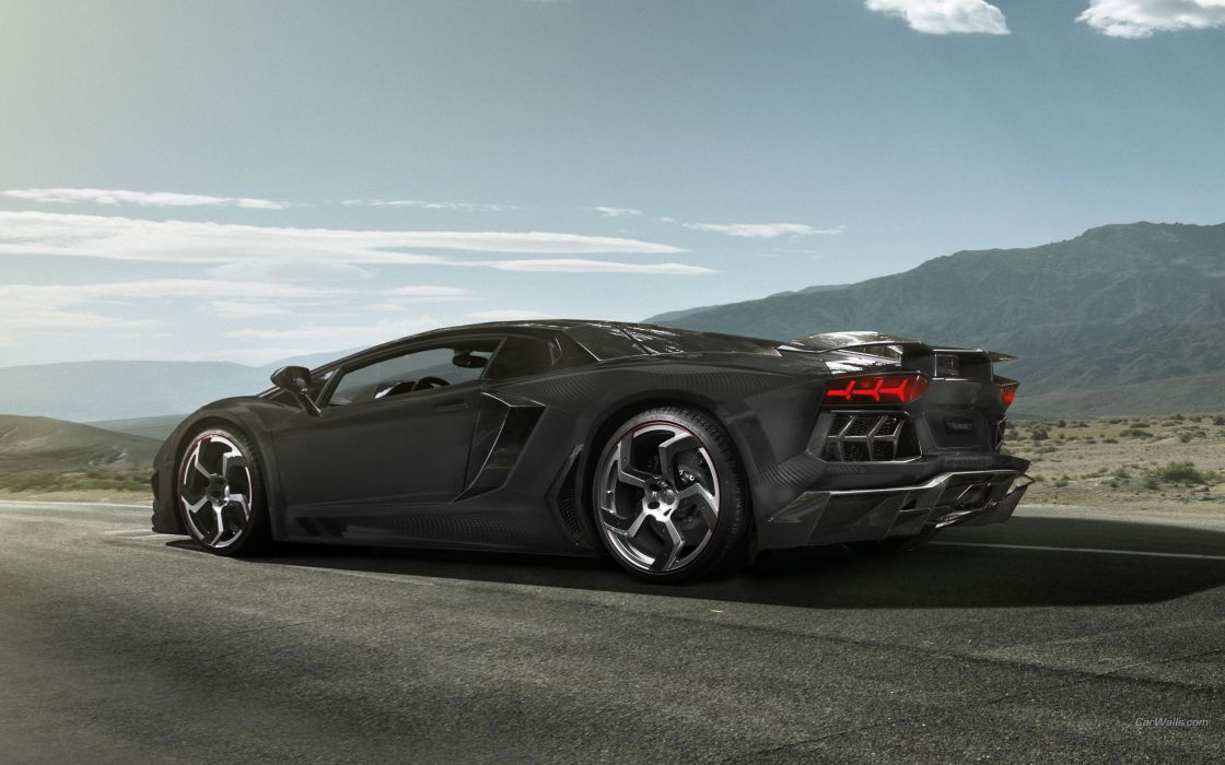 Black cars roads lambo aventador best car wallpaper
