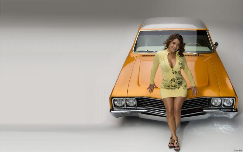 Women cars vida guerra wallpaper