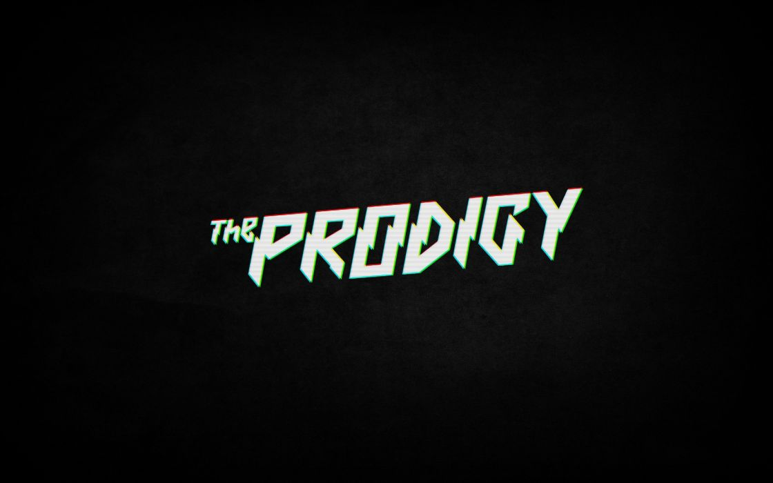 Music the prodigy logos wallpaper