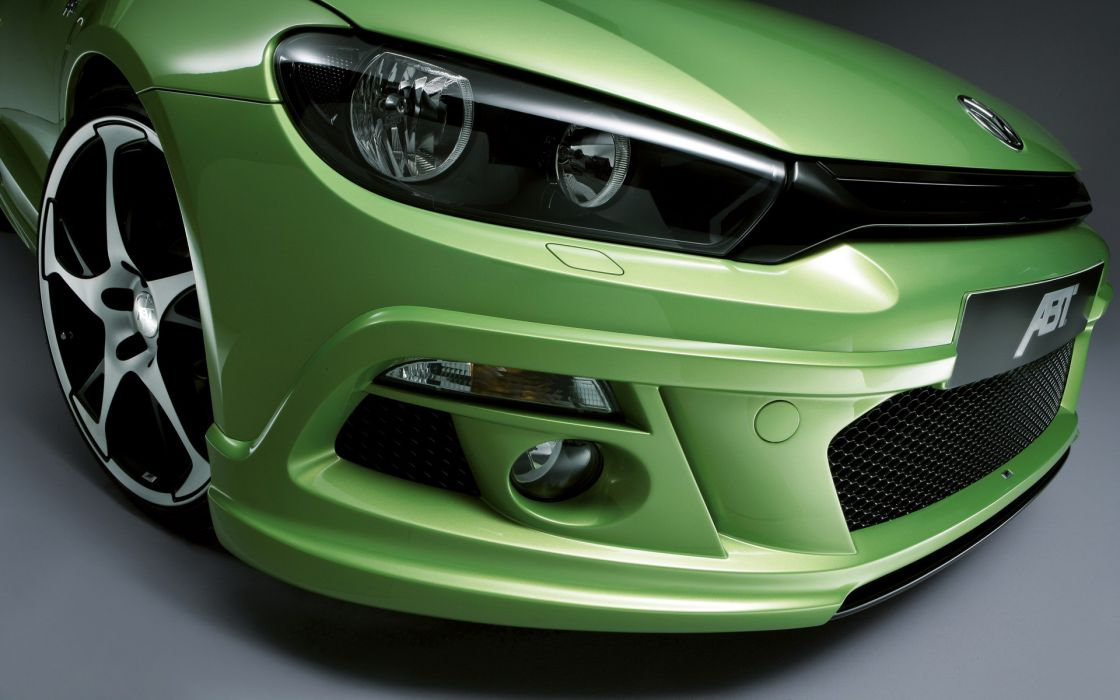 Up cars vehicles  volkswagen volkswagen scirocco headlights wallpaper