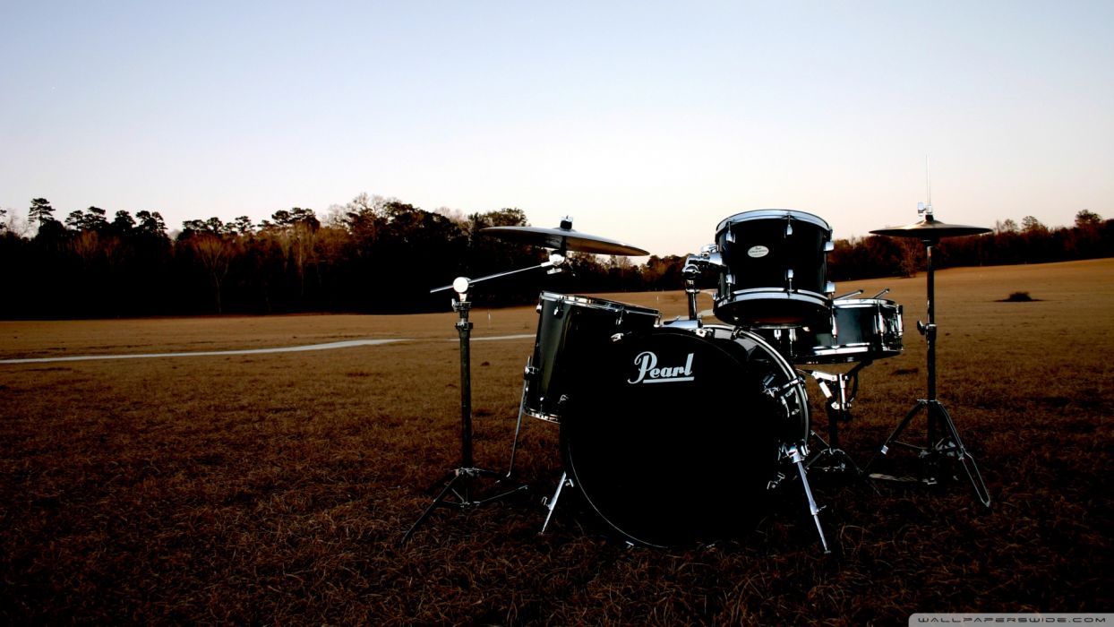 Drums wallpaper