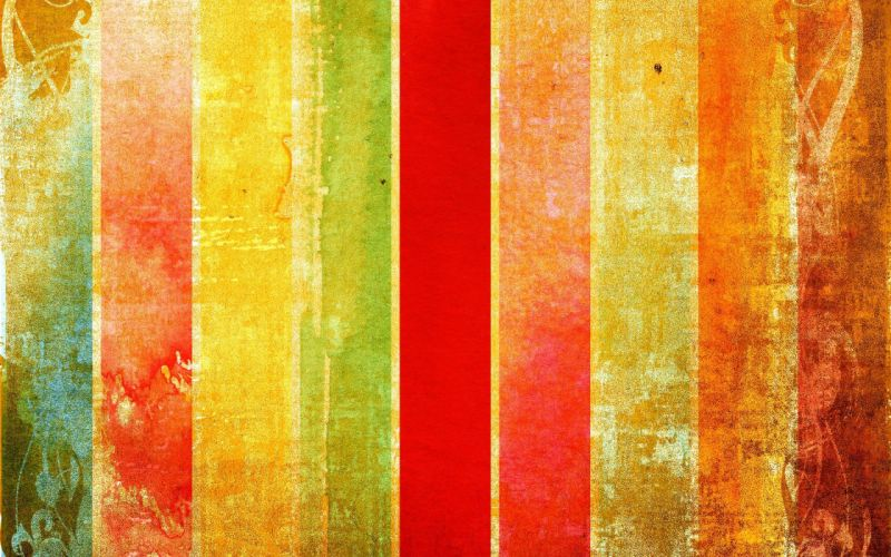 Multicolor textures wallpaper