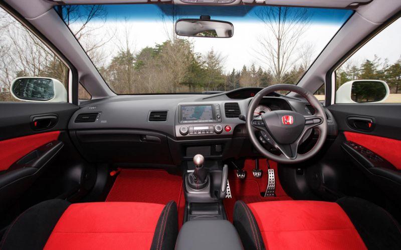 Honda vehicles honda civic car interiors wallpaper