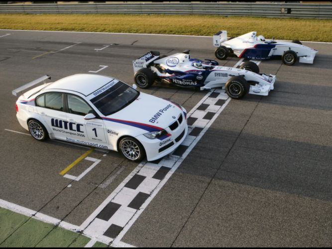 Bmw cars formula one wtcc wallpaper