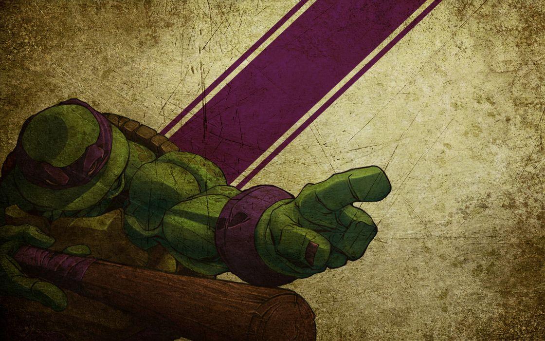 Teenage mutant ninja turtles donatello wallpaper