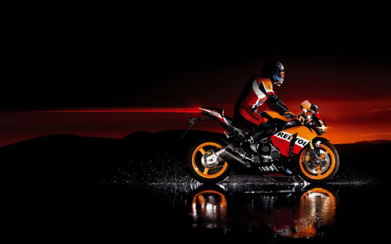 Honda vehicles motorbikes wallpaper