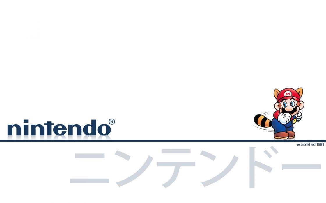 Nintendo mario japanese wallpaper