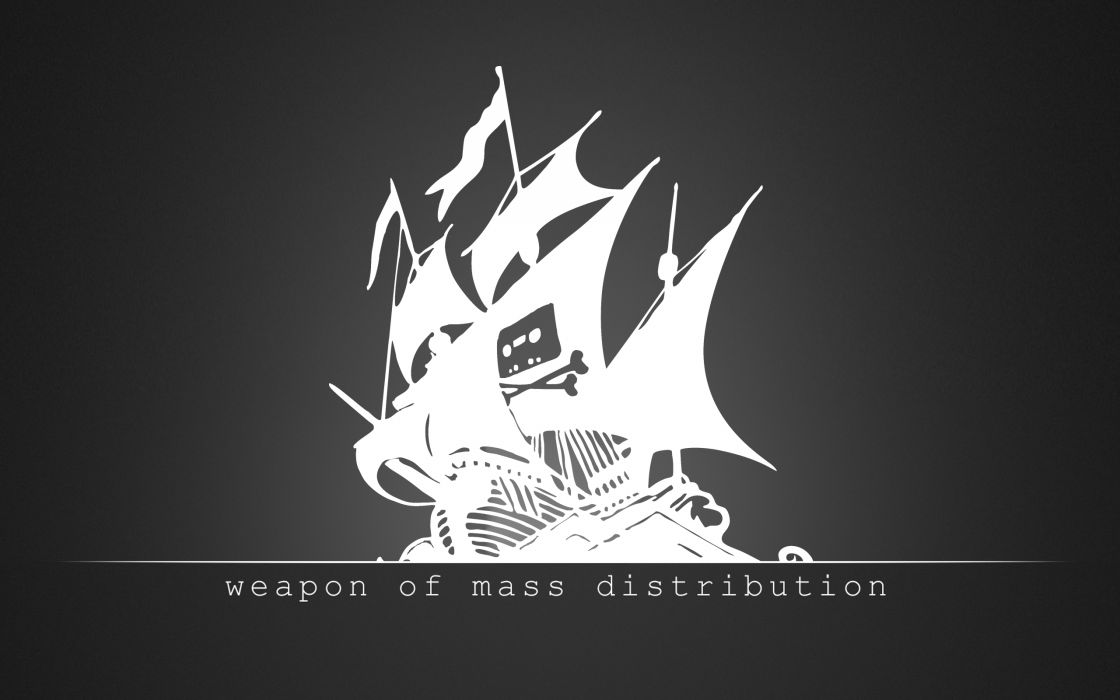 Minimalistic texts ships pirates the pirate bay weapons piracy captain swedish boats bay weapon of mass distribution wallpaper
