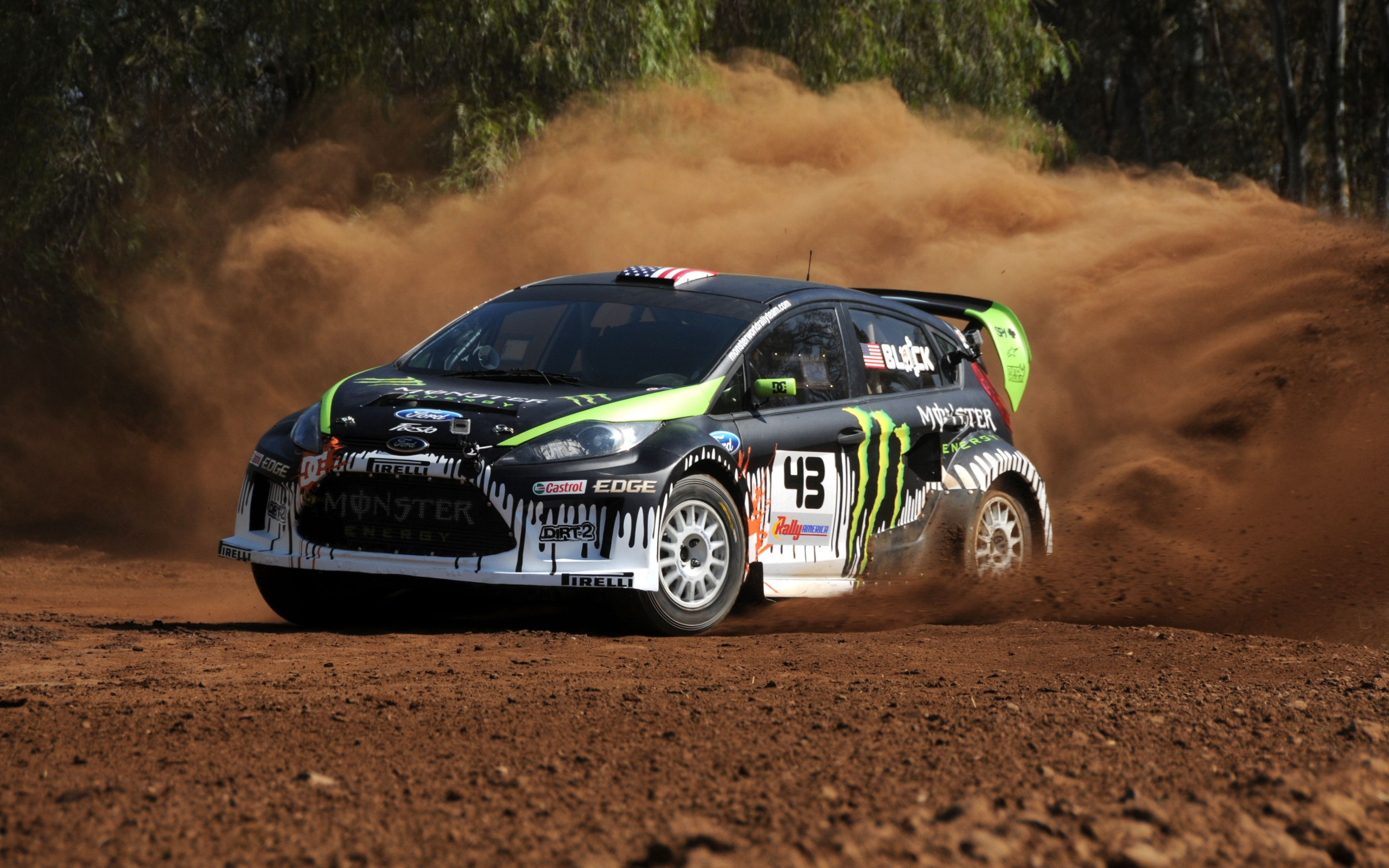 Cars rally ford focus rally car wallpaper  2560x1600  16137